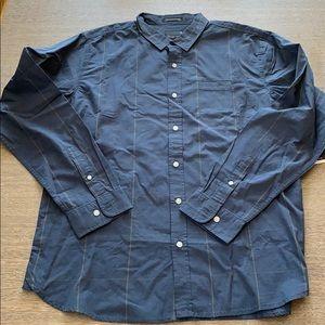 Tavik modern beach culture shirt long sleeve L
